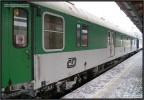 Ds 925, 50 54 95 40 083-8, DKV Olomouc, R 733 Brno-Bohumín, 11.12.2010, pohled na vůz