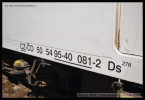 Ds 952, 50 54 95-40 081-2, DKV Plzeň, špatný index, R 661, 16.06.2012