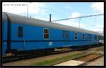Ds 952, 50 54 95-40 090-3, DKV Plzeň, 25.06.2011, Horní Cerekev, pohled na vůz