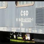 Bc 61 54 00-40 020-1, TSS, depo Klatovy 18.07.2006, označení