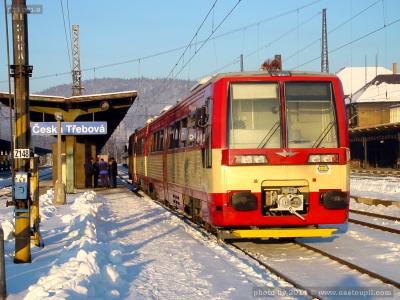 835 001-9, Česká Třebová, 23.01.2004