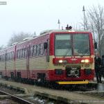 835 001-9 a 201-5, DKV Brno, Moravské Bránice, 14.02.2005