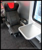 ARbmpz 892, 73 54 85-91 003-9, DKV Praha, detaily interiéru, Czech Rail Days Ostrava, 18.06.2014, sedadlo