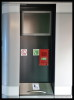 Afmpz 890, 73 54 80-91 003-4, DKV Praha, detaily interiéru, Czech Rail Days Ostrava, 18.06.2014, SOS pult