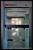 Afmpz 890, 73 54 80-91 003-4, DKV Praha, detaily interiéru, Czech Rail Days Ostrava, 18.06.2014, oddílové dveře
