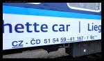 Bc 833, 51 54 59-41 167-1, Najbrt II., Praha ONJ, 15.11.2012, označení vozu