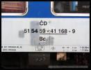 Bc 833, 51 54 59-41 168-9, DKV Praha, označení, Pardubice hl.n., 11.06.2014