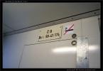 Bc 833, 51 54 59-41 174-7, DKV Praha, 28.01.2012, nápisy ve voze