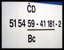 Bc 833, 51 54 59-41 181-2, DKV Praha, označení, Praha ONJ, 15.10.2012