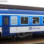 Bmz 235, 61 81 21-91 002-9, DKV Praha, Pardubice hl.n., 5.4.2015, pohled na vůz