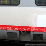 Bmz 235, 61 81 21-91 003-7, DKV Praha, Praha hl.n., 10.7.2014