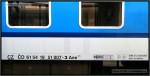 Aee 145, 61 54 19-51 007-3, DKV Olomouc, R 746 Bohumín-Brno, 16.04.2011, nápisy na voze