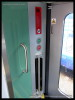 Bmpz 893, 73 54 20-91 003-7, DKV Praha, detaily interiéru, Czech Rail Days Ostrava, 18.06.2014, dveře