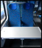 Bmpz 893, 73 54 20-91 003-7, DKV Praha, detaily interiéru, Czech Rail Days Ostrava, 18.06.2014, sedadla