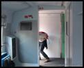 Bmpz 893, 73 54 20-91 003-7, DKV Praha, detaily interiéru, Czech Rail Days Ostrava, 18.06.2014, vstupní prostor