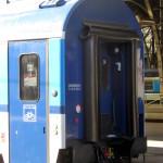 ABpee 347, 61 54 30-30 006-6, DKV Plzeň, Praha hl.n., 03.02.2015, čelo vozu