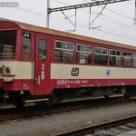 Btax 780, 50 54 24-29 326-2, DKV Olomouc, Krnov, 04.03.2014