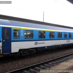 ABmz 346, 61 81 30-90 014-4, DKV Olomouc, Pardubice hl.n., 29.03.2015, pohled na vůz