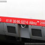 ABmz 346, 61 81 30-90 027-6, špatný index 348, Pardubice hl.n., 28.01.2015