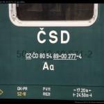 Aa 50 54 19-10 071-2, ex ABa 51 54 39-40 228-3, 29.09.2012, Brno Hl.n., označení na voze
