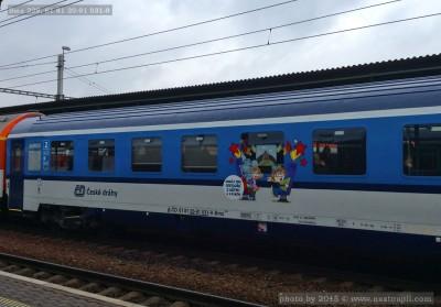 Bmz 229, 61 81 20-91 031-9, DKV Olomouc, Bohumín, 12.03.2015