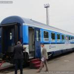 Bmz 229, 61 81 20-91 064-0, DKV Olomouc, Czech Rail Days Ostrava 2015, 18.6.2015, pohled na vůz