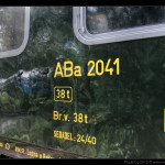ABa 2041, DHV Lužná, 05.08.2012, Lužná u Rak., nápisy na voze