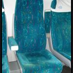 Aee 147, 51 54 19-70 006-4, DKV Praha, 25.08.2008,  sedadlo - potah Zelený