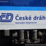 WRmz 817, 61 81 88-90 205-9, Czech Rail Days Ostrava 2016, 16.6.2016, označení logo