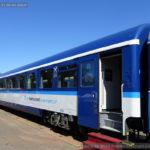 WRmz 817, 61 81 88-90 205-9, Czech Rail Days Ostrava 2016, 16.6.2016, pohled na vůz