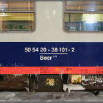 Beer 273, 50 54 20-38 101-2, DKV Olomouc, R 680 Brno-Praha, 04.12.2010, nápisy