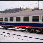 Beer 273, 50 54 20-38 101-2, DKV Olomouc, R 680 Brno-Praha, 05.12.2010, pofheld na vůz