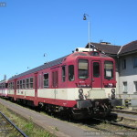 95 54 5 842 021-8, DKV Plzeň, Domažlice 18.7.2006