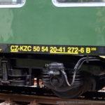 B 256, 50 54 20-41 272-6 KŽC, Česká Kamenice, 18.6.2016, označení B256