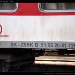 B, ZSSK, 51 56 20-41 726-8, označení na voze, Púchov, Os 3271, 27.03.2012