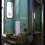 B 256, 50 54 20-41 250-2, DKV Olomouc, Olomouc Hl.n., 13.11.2011, poničené čelo vozu