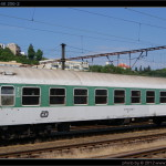 B 256, 50 54 20-41 250-2, DKV Olomouc, Praha Smíchov, 22.05.2011, pohled na vůz