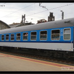 B 256, 50 54 20-41 256-9, DKV Olomouc, Praha Hl.n., 16.08.2011, pohled na vůz