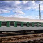 B 256, 50 54 20-41 256-9, DKV Olomouc, Praha Smíchov, 06.03.2011, pohled na vůz