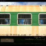 B 256, 50 54 20-41 260-1, DKV Praha, Praha Smíchov, 17.09.2012, označení