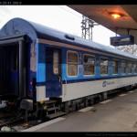 B 256, 50 54 20-41 266-8, DKV Olomouc, pohled na vůz, Praha-Smíchov, 10.04.2012