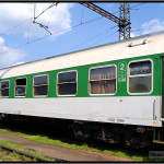 B 256, 50 54 20-41 270-0, DKV Olomouc, 18.04.2011, Praha Smíchov, pohled na vůz