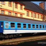 B 256, 50 54 20-41 272-6, DKV Olomouc, 26.08.2011, Čes. Třebová, pohled na vůz