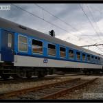 B 256, 50 54 20-41 357-5, DKV Praha, 16.08.2011, Praha Hl.n., pohled na vůz