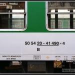 B 256, 50 54 20-41 490-4, DKV Brno, 17.04.2011, Hodonín, pohled na vůz
