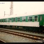 B 256, 50 54 20-41 499-5, DKV Brno, Olomouc-filiálka, pohled na vůz - scan starší fotografie