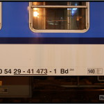 Bd 264, 50 54 29-41 473-1, DKV Brno, 09.04.2011, Brno Hl.n., nápisy na voze