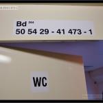 Bd 264, 50 54 29-41 473-1 - nápisy ve voze, Šumperk, R933, 26.10.11