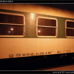 Bd 264, 50 54 29-41 479-8, DKV Brno, 22.11.2011, Brno Hl.n., nápisy na voze