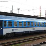 Bmz 234, 51 54 21-70 519-2, DKV Praha, Pardubice hl.n, 25.9.2015, pohled na vůz